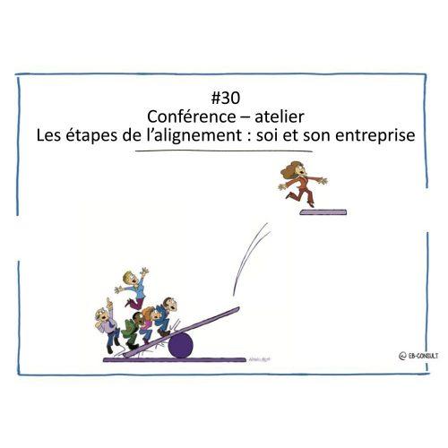 30 - Les mardis du mastermind  l'alignement eb-consult