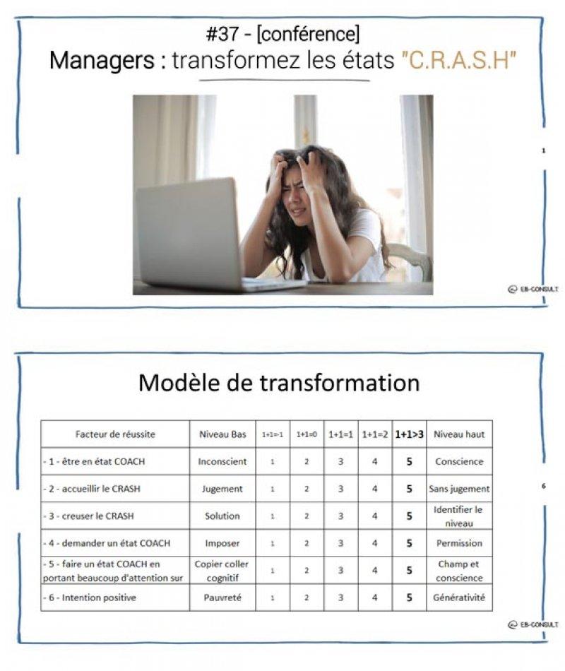 """Managers : transformez les états """"C.R.A.S.H"""""""